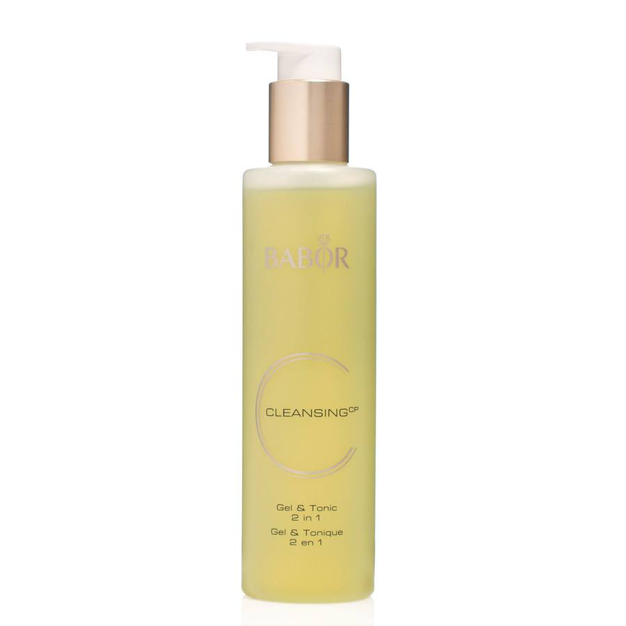Babor Cleansing Gel & Tonic 2 In 1 200ml