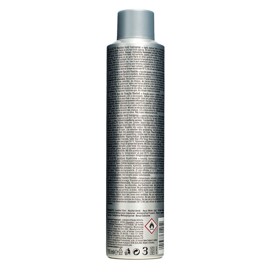 Osis + Elastic Fix Flexible Hold Hairspray 300ml
