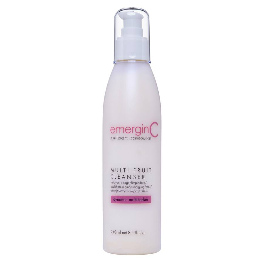 emerginC Multi-Fruit Cleanser  240ml