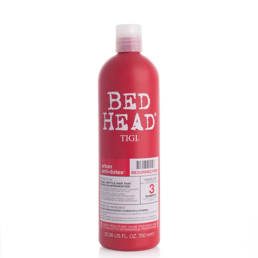 Tigi Bedhead Urban Antidotes Resurrection Shampoo 750ml