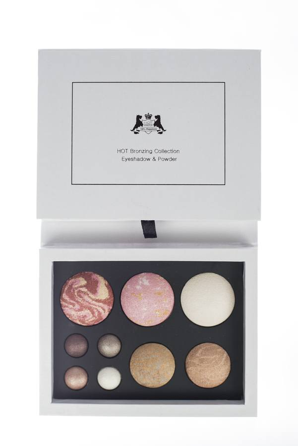 Hot Make Up Bronzing Collection