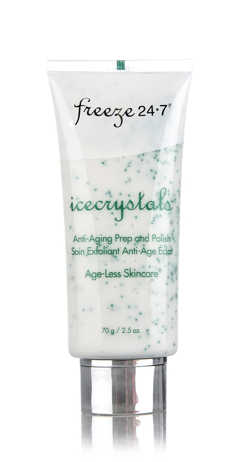Freeze 24-7 IceCrystals Anti-Aging Prep and Polish 70g