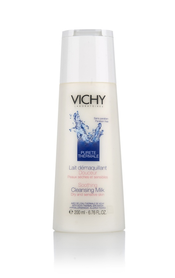 Vichy Purete Thermale Soothing Cleansing Milk (Dry & Sensitive Skin) 200ml
