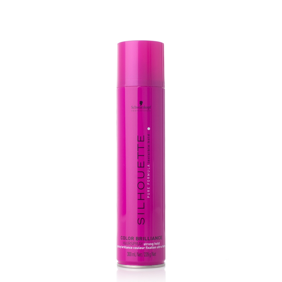 Schwarzkopf Silhouette Color Brilliance Hairspray Super Hold 300ml