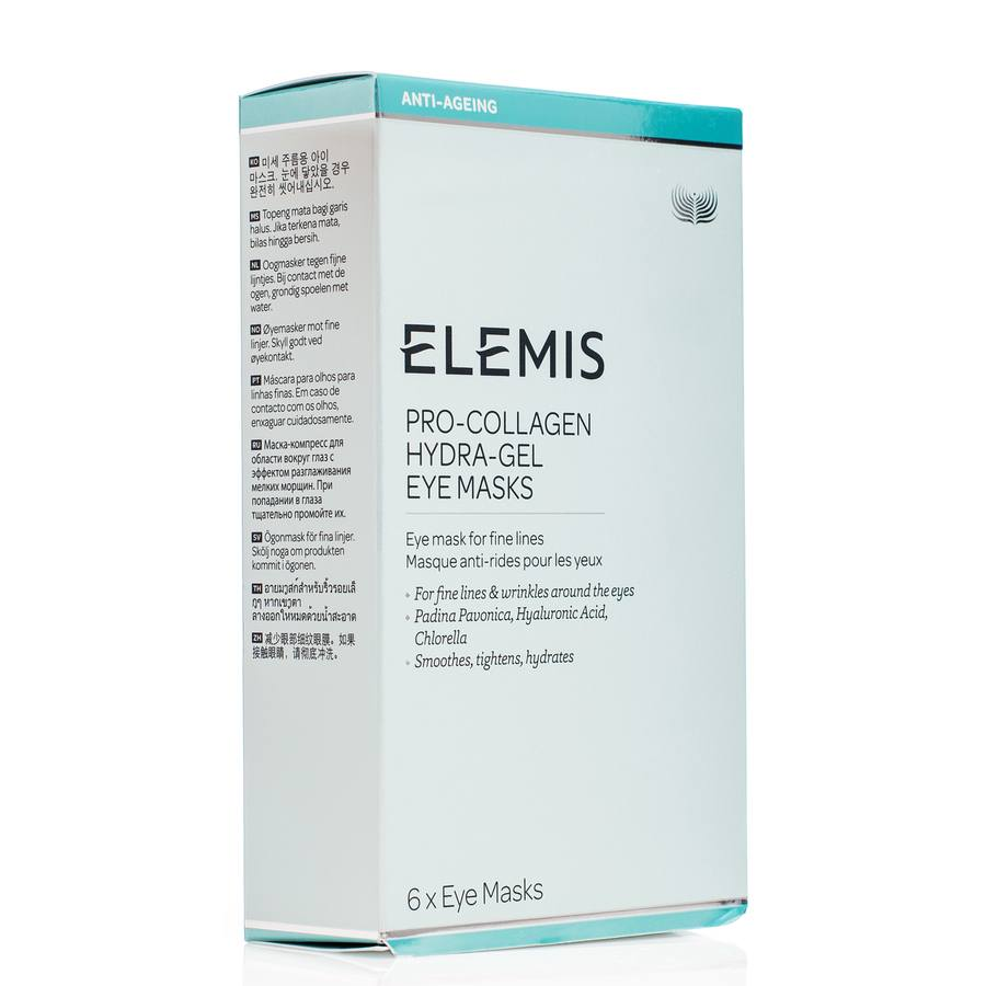 Elemis Pro-Collagen Hydra-Gel Eye Mask 6pk