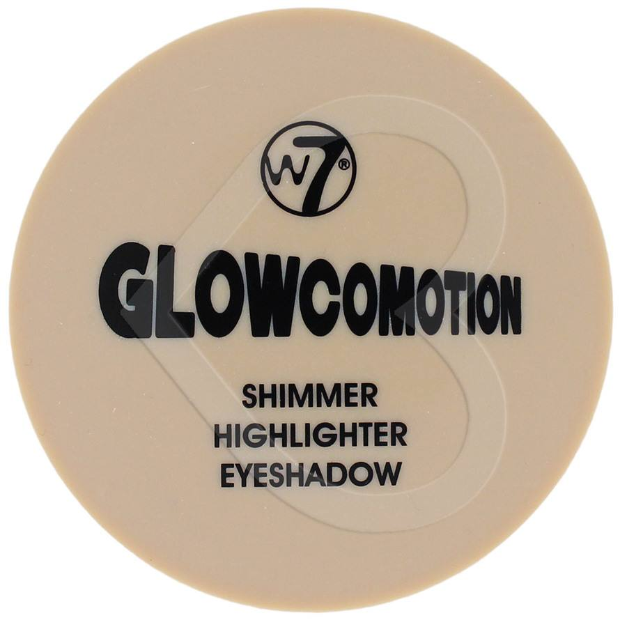 W7 Cosmetics Glowcomotion Shimmer, Highlighter, Eyeshadow