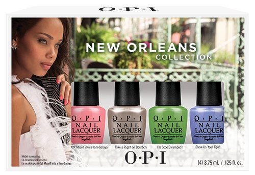OPI New Orleans  Collection Mini Pack 4x3,75ml