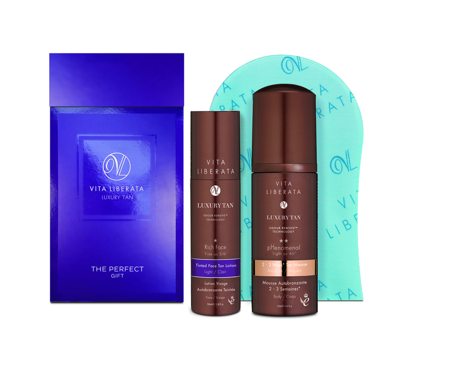 Vita Liberata pHenomenal Mousse Medium Gavesett