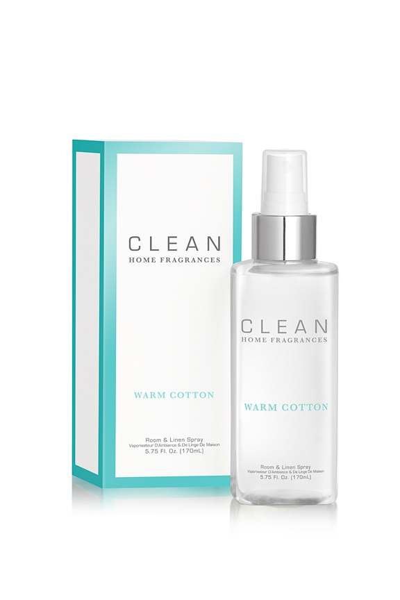 CLEAN Home Collection Warm Cotton Linen/Room Spray 170ml