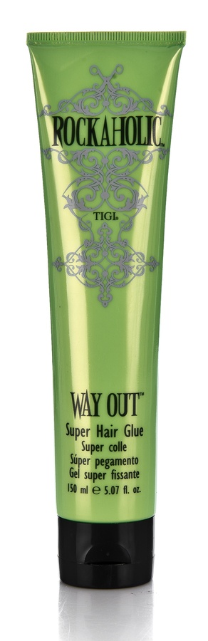 Tigi Rockaholic Way Out Super Hair Glue 150ml