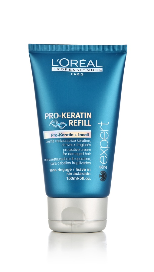 L'Oréal Professionnel Série Expert Pro-Keratin Refill Protective Cream For Damaged Hair 150ml