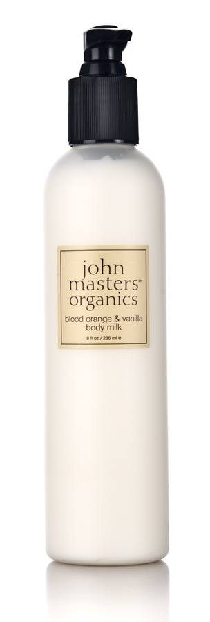 John Masters Organics Blood Orange & Vanilla Body Milk 236ml