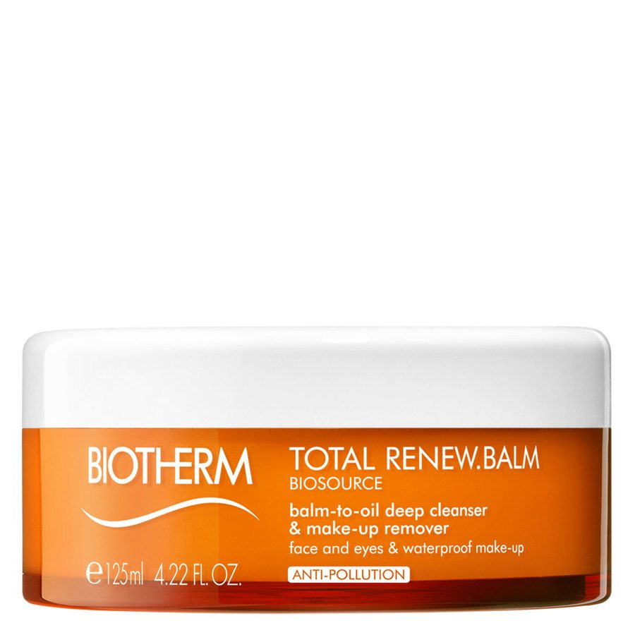 Biotherm Biosource Total Renew Balm-to-Oil Deep Cleanser & Makeup Remover 100ml