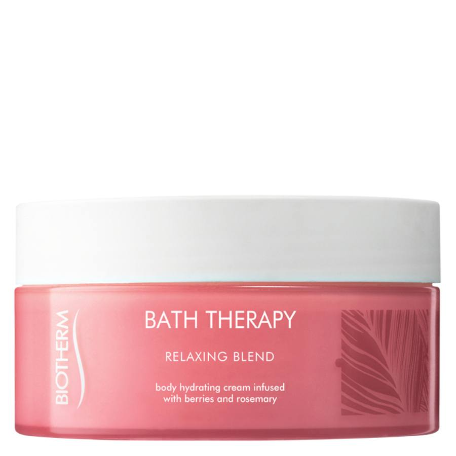 Biotherm Bath Therapy Relaxing Blend Body Cream 200ml
