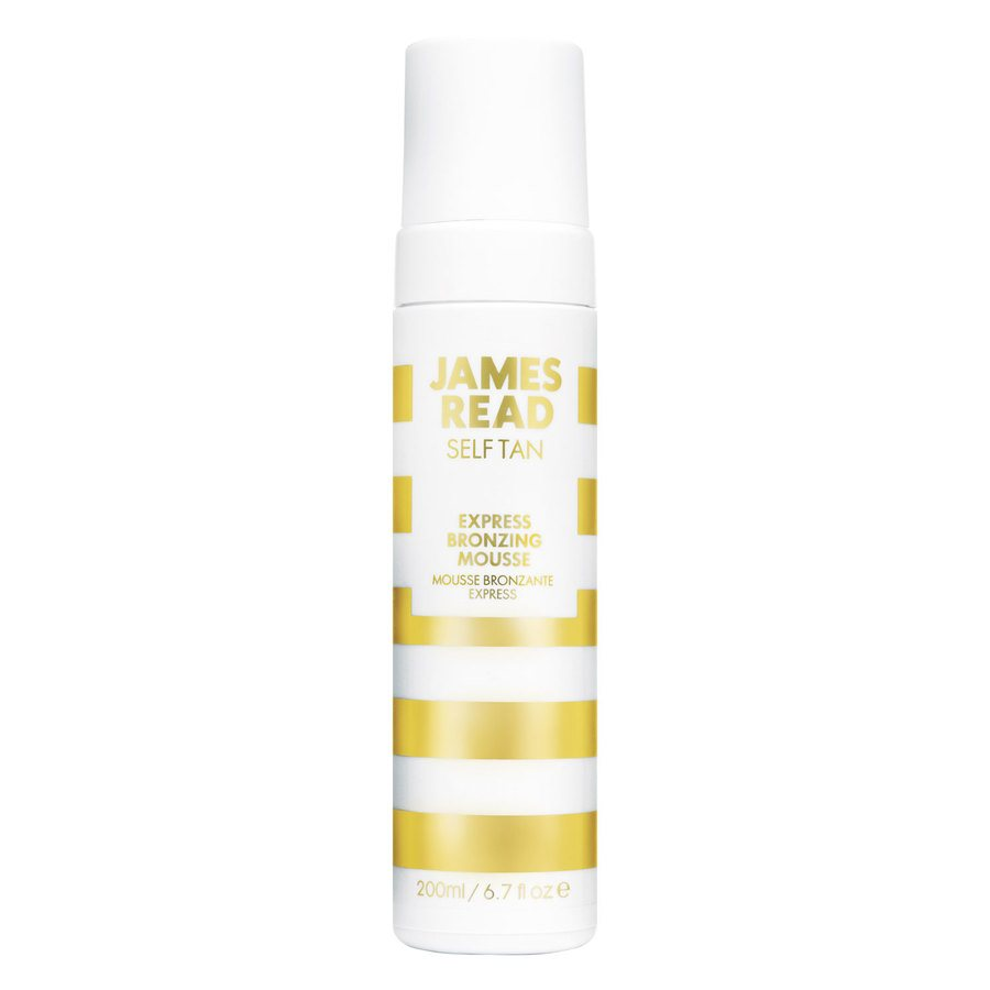 James Read Express Bronzing Mousse Face & Body 200ml