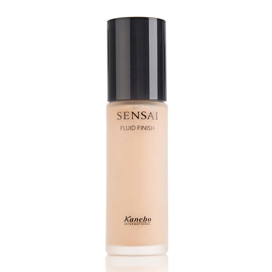 Kanebo Sensai Fluid Finish FF202 Soft Beige 30ml