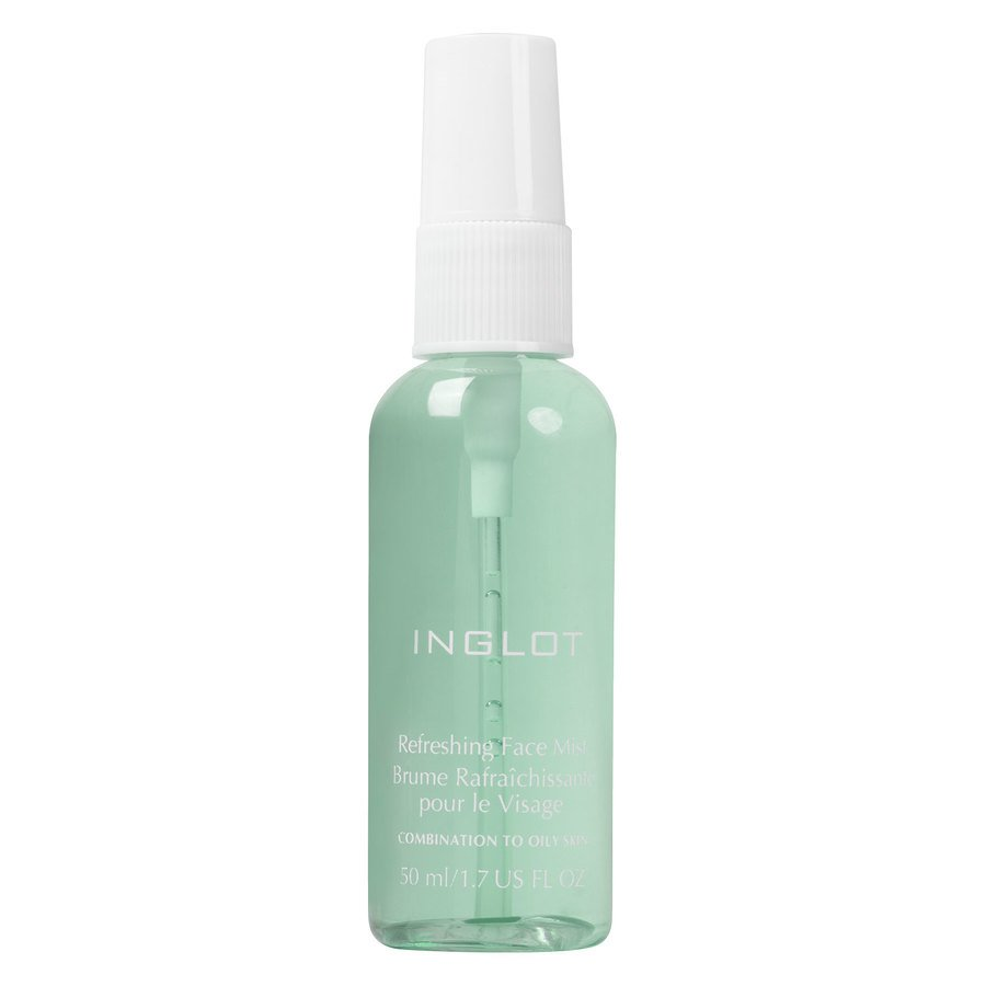 Inglot Refreshing Face Mist Combination To Oily Skin 50ml