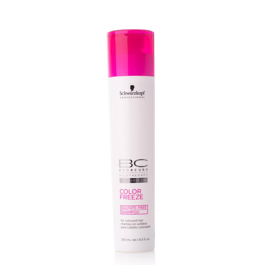 Schwarzkopf BC Bonacure Color Freeze Sulfate-Free Shampoo 250ml