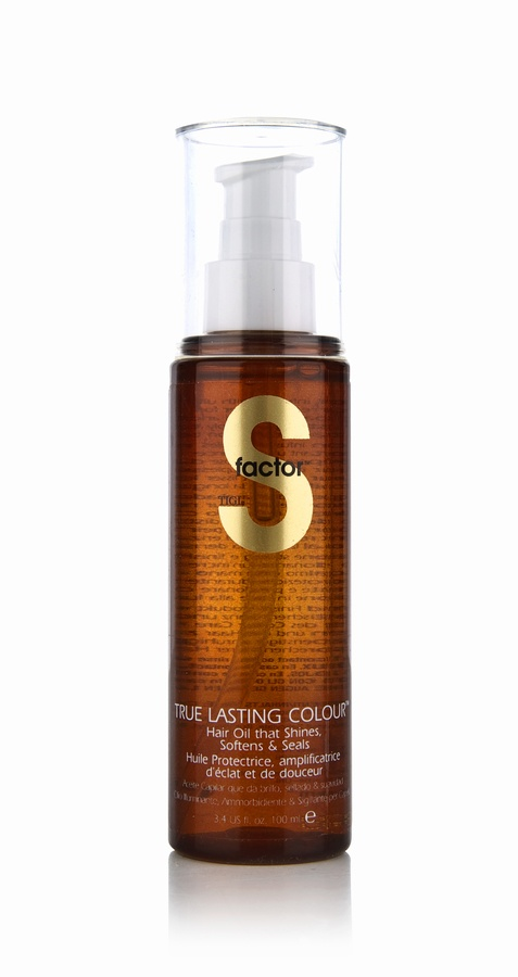 S-Factor True Lasting Colour Hair Oil 100ml