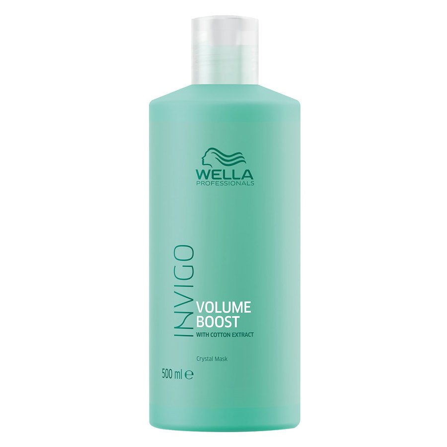 Wella Professionals Invigo Volume Boost Crystal Mask 500ml