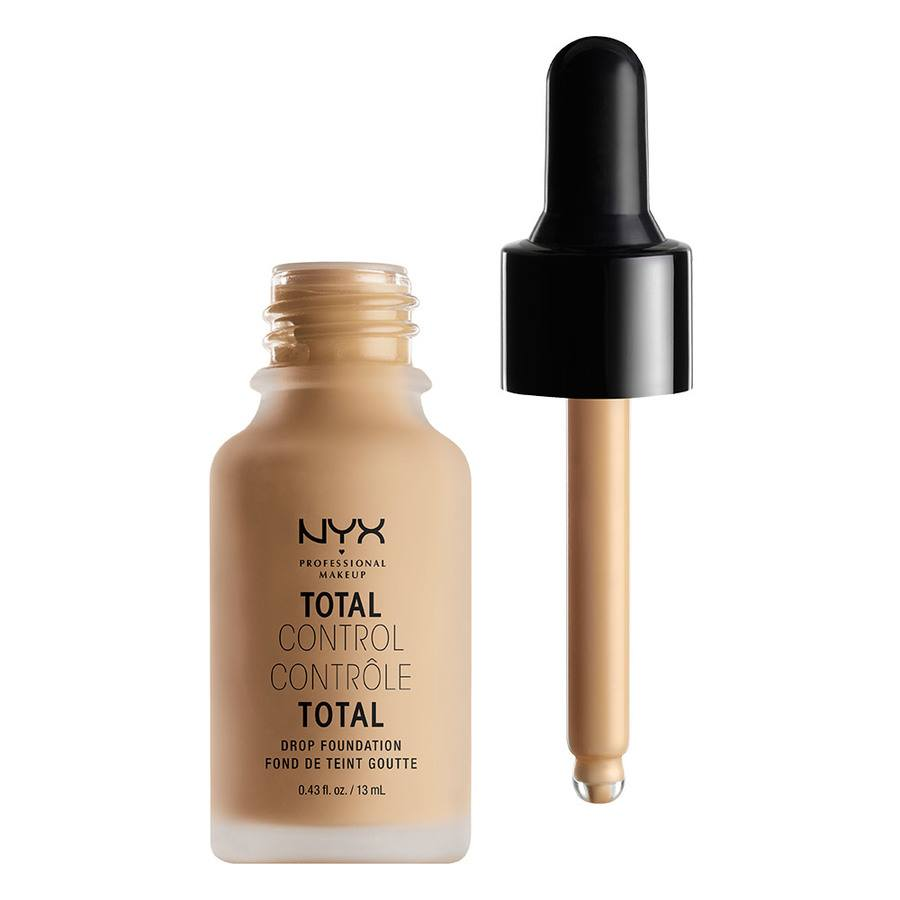 NYX Professional Makeup Total Control Drop Foundation Medium Olive DF09 13ml