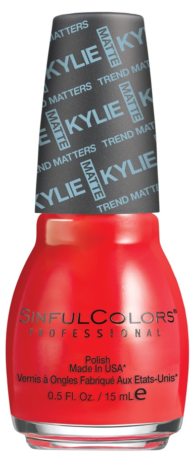 Kylie Jenner Sinful Colors Neglelakk Holly-Wood #2132 15ml