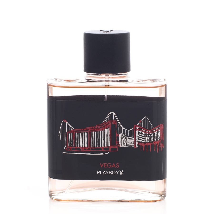 Playboy Las Vegas Eau De Toilette Spray 100ml