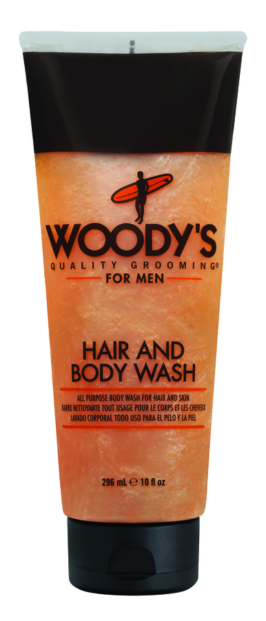 Woody's Hair and Body wash 311g
