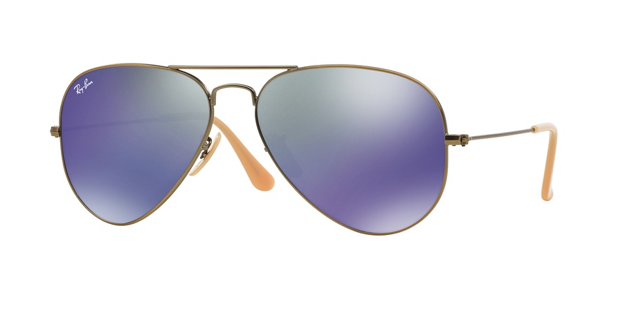 Ray Ban 167/68 Aviator Large Metal