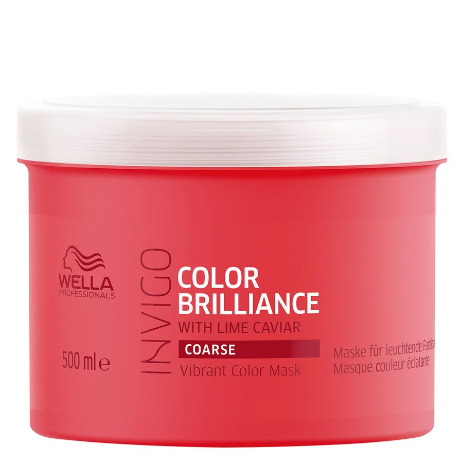 Wella Professionals Invigo Color Brilliance Mask Coarse 500ml