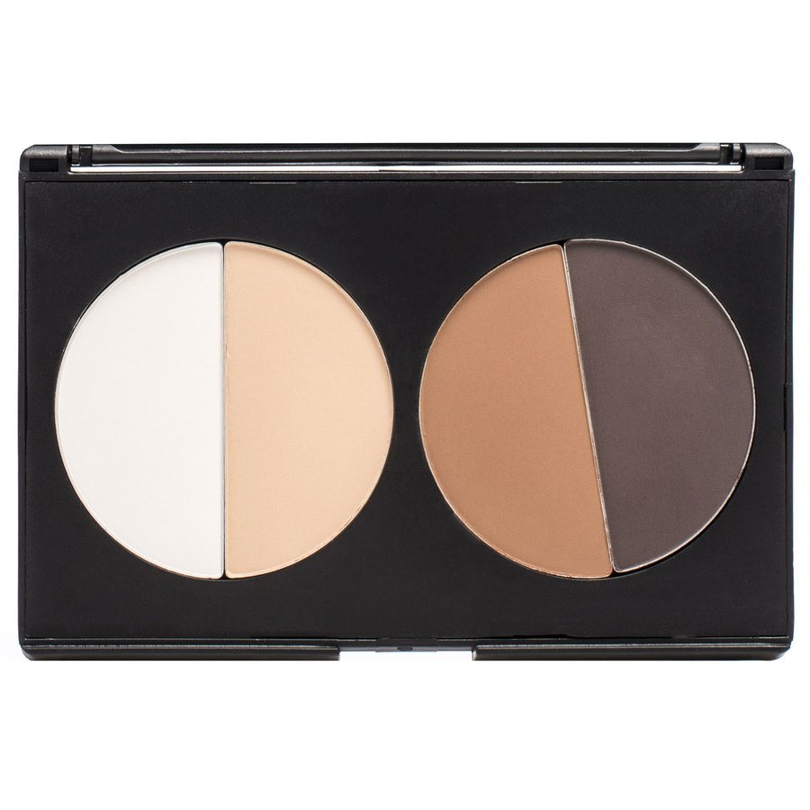Smashit Cosmetics Double Duo Contour Powder
