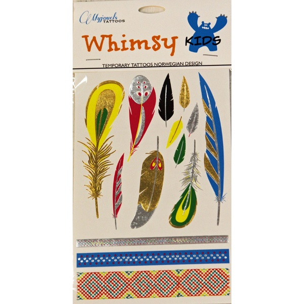 Myjouels Tattoos Whimsy Kids