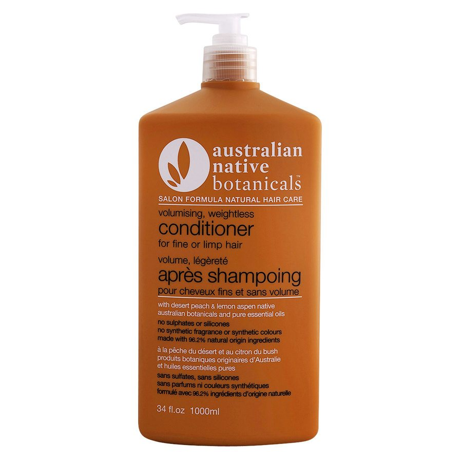 Australian Native Botanicals Volumising & Weightless Conditioner 1000ml