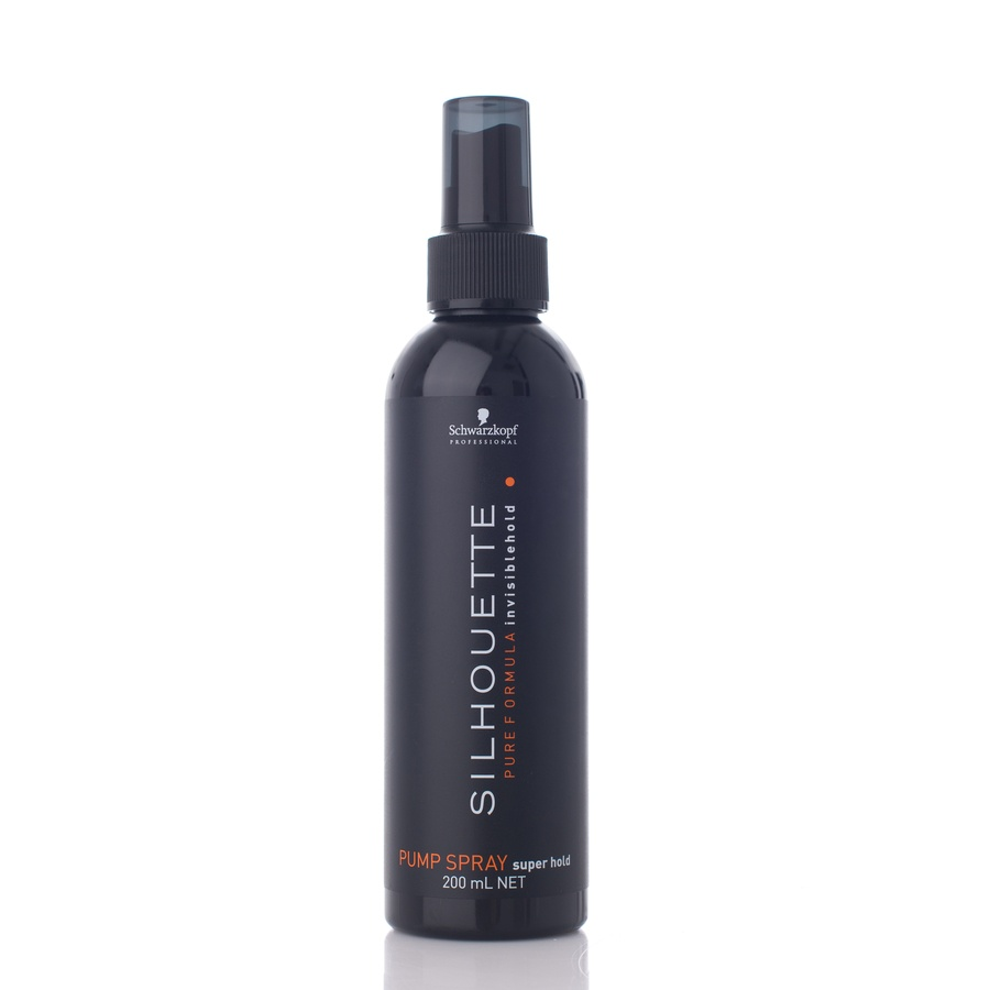 Schwarzkopf Silhouette Superhold Pumpspray 200ml