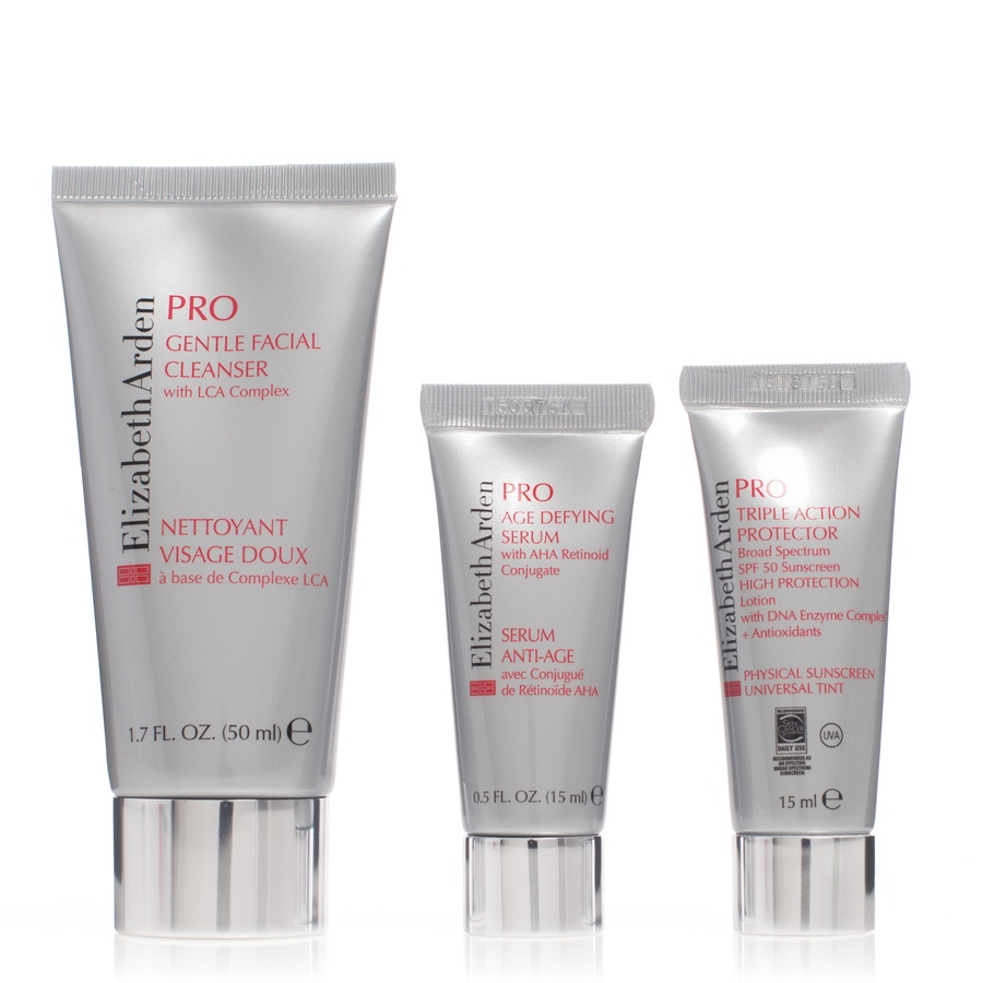 Elizabeth Arden Pro High Definition Radiance Try Me Kit