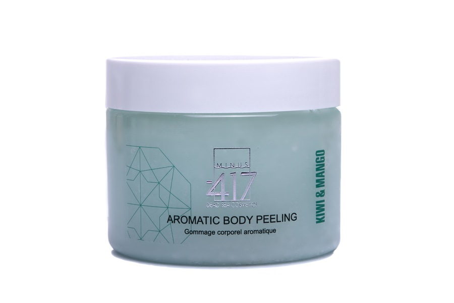 Minus417 Aromatic Body Peeling Kiwi & Mango 360ml