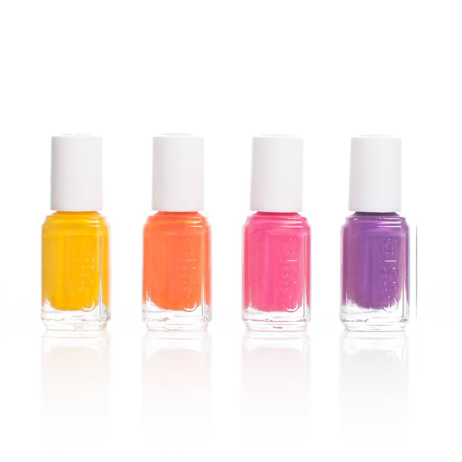 Essie Shimmer Brights Mini Collection 4 Pack