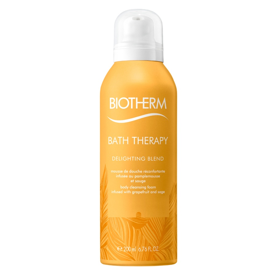 Biotherm Bath Therapy Delighting Blend Cleansing Foam 200ml