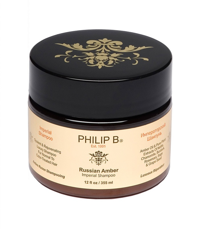 Philip B Russian Amber Imperial Shampoo 355ml