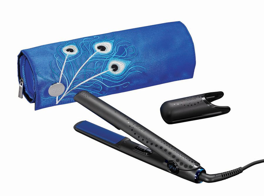 Ghd Gold Classic Iv Styler Peacock Blue