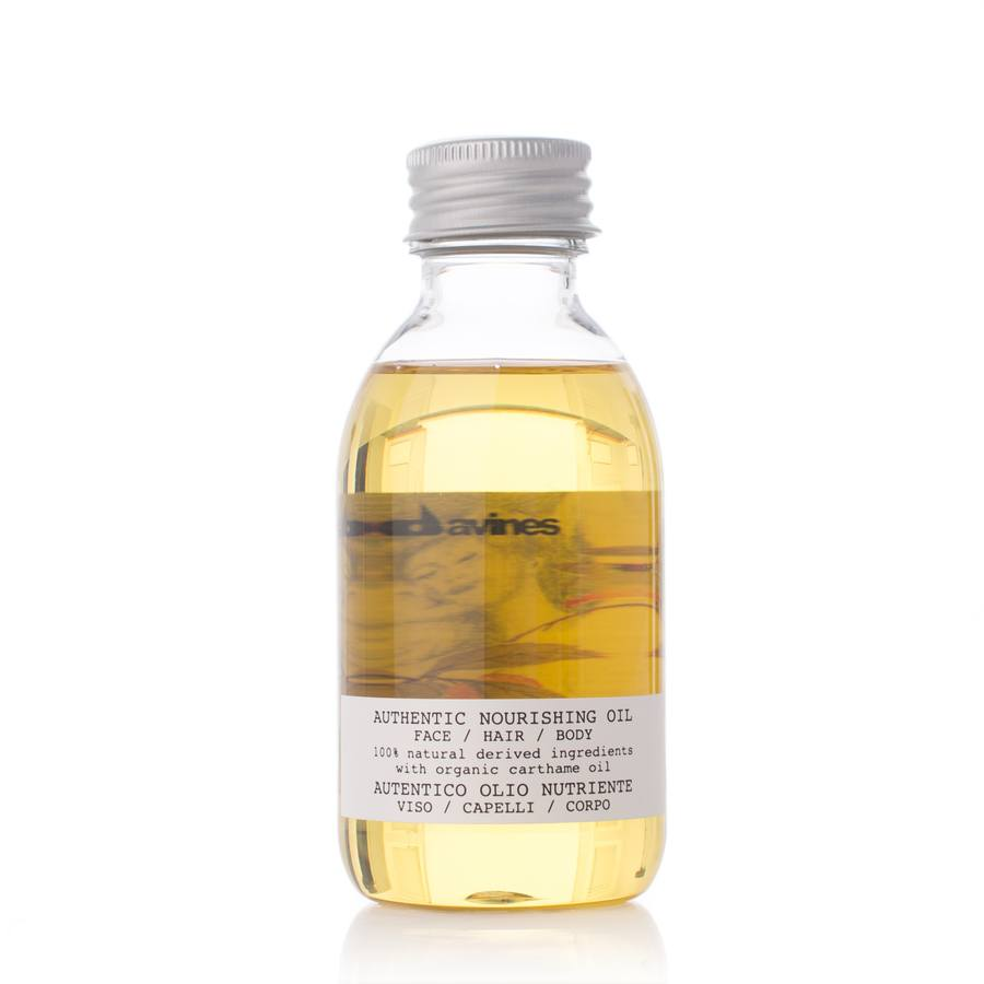Davines Authentic Nourishing Face, Hair & Body Oil 140ml