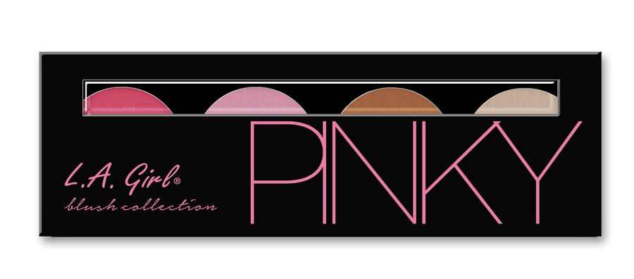 L.A. Girl Blush Collection Pinky GBL572 22g