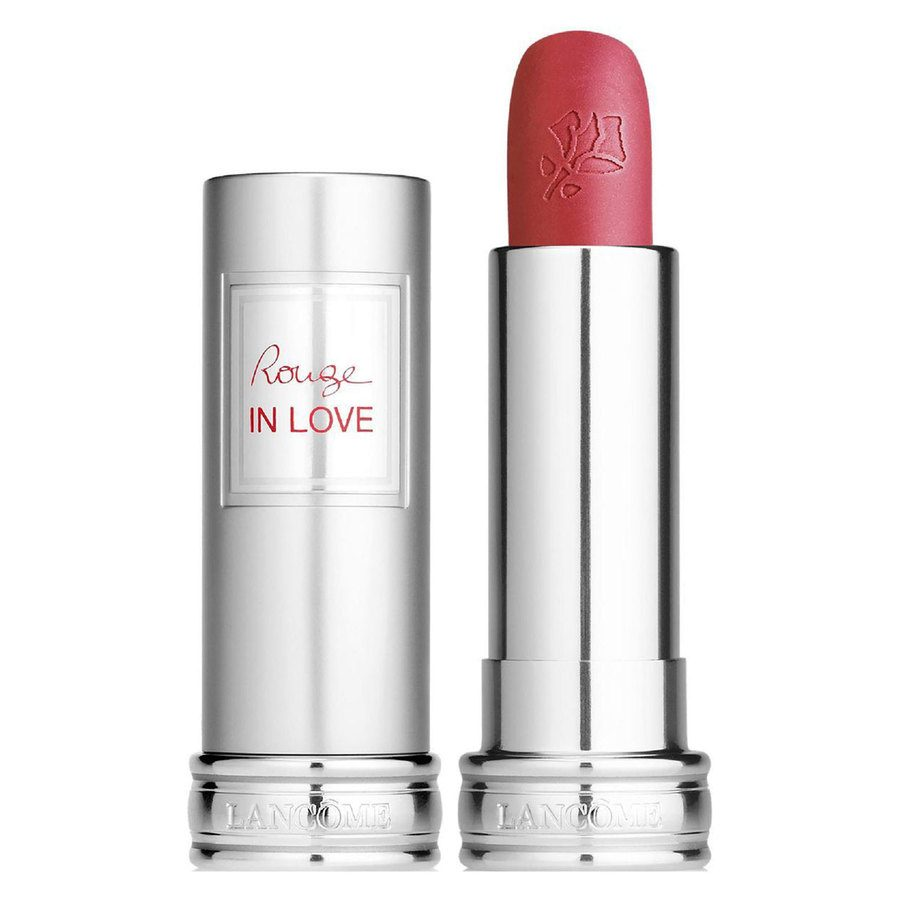 Lancôme Rouge in Love Lipstick #383N Midnight Crush