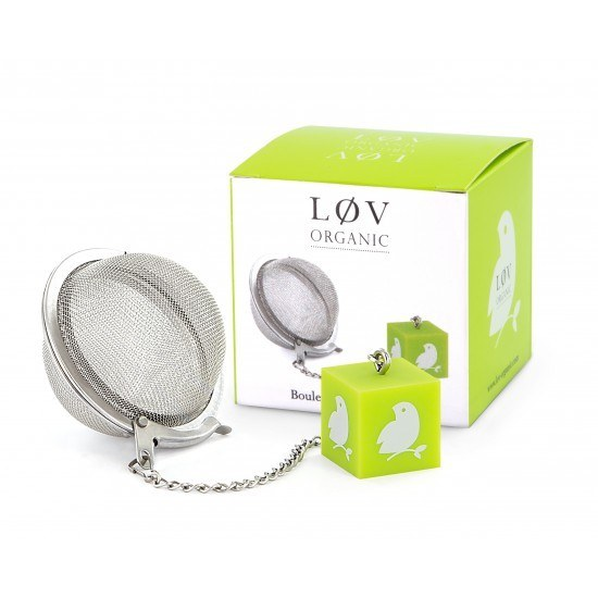 Løv Organic Tea Ball Infuser