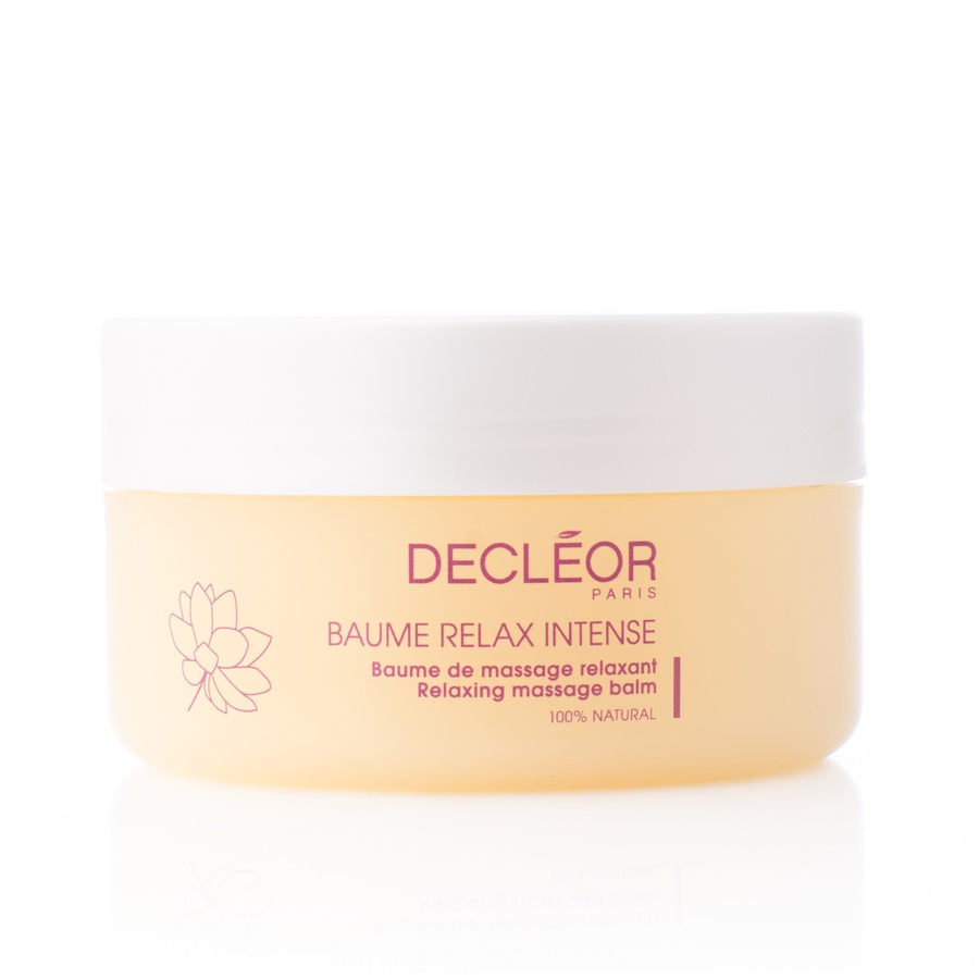 Decléor Baume Relax Intense Relaxing Massage Balm 125ml