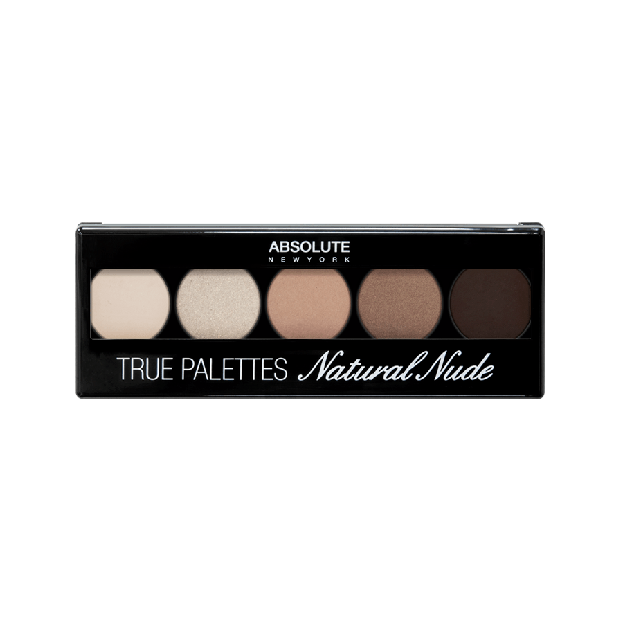 Absolute New York True Palettes Natural Nude NF070