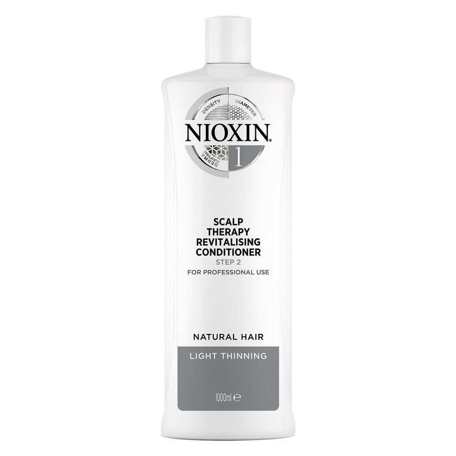 Nioxin System 1 Scalp Revitalizing Conditioner 1000ml