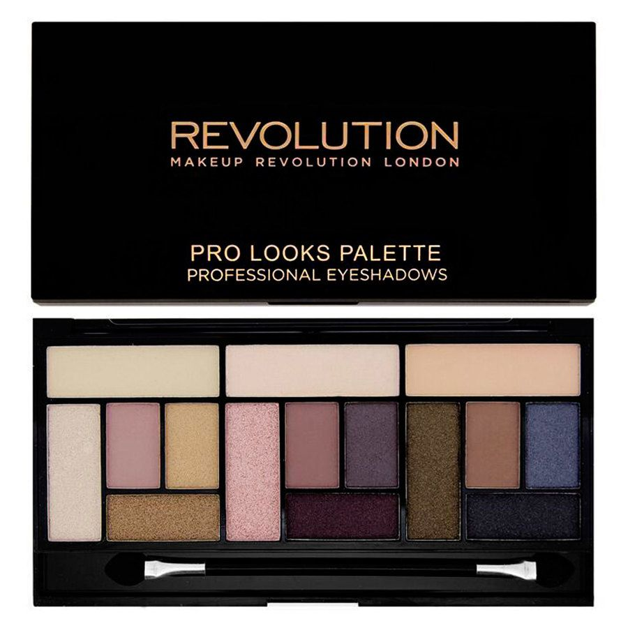 Makeup Revolution Pro Looks Palette Stripped & Bare 13g