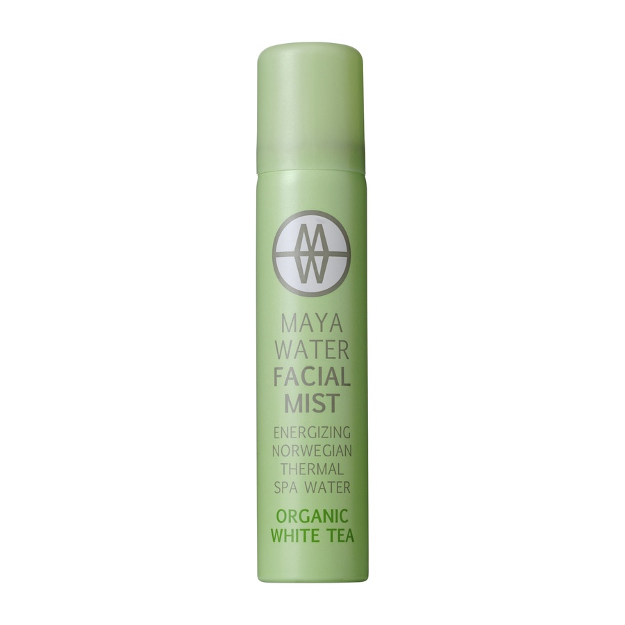Maya Water Facial Mist Organic White Tea 70ml