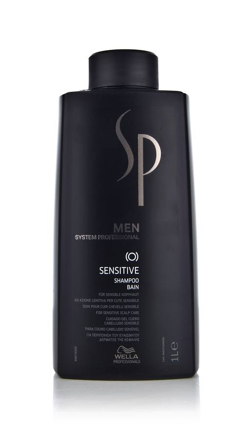 Wella Sp Men Sensitive Shampoo 1000ml